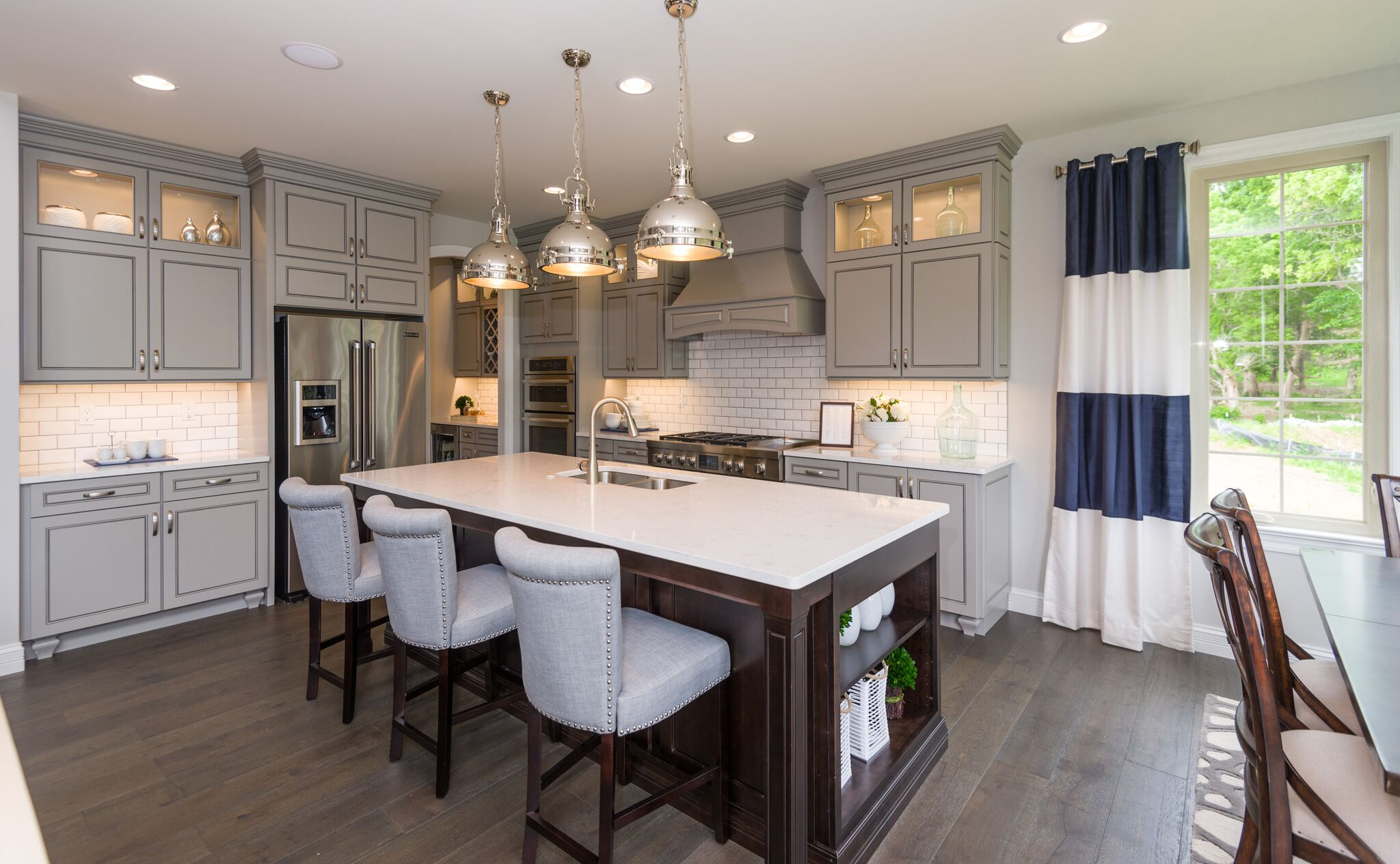 Pulte homes deerfield model home decor ideas for O kitchen mira mesa