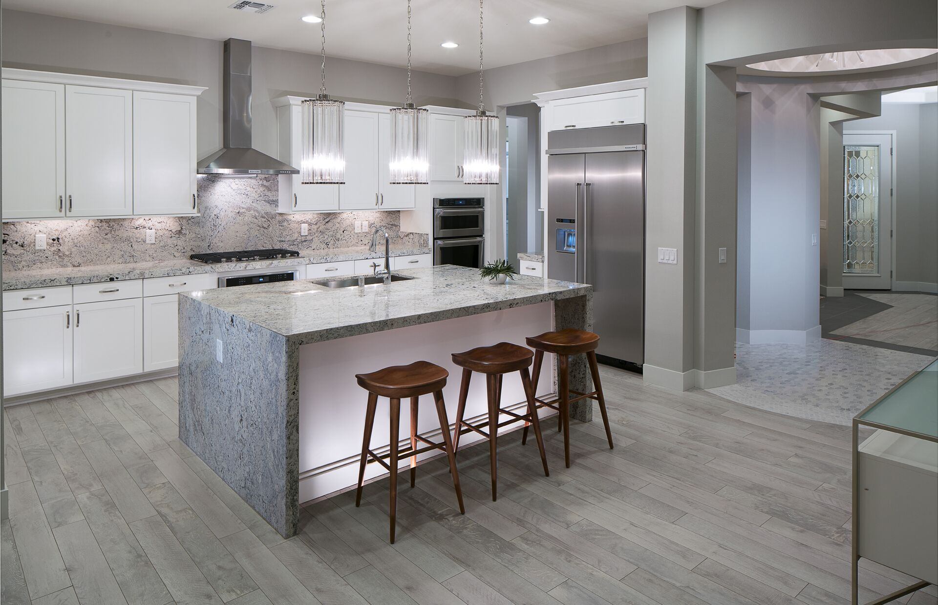 5 Kitchen Design Trends To Take From Model Homes Bridge Realty
