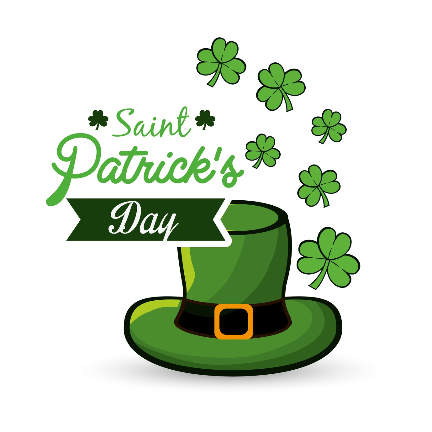 patrick's day icon image