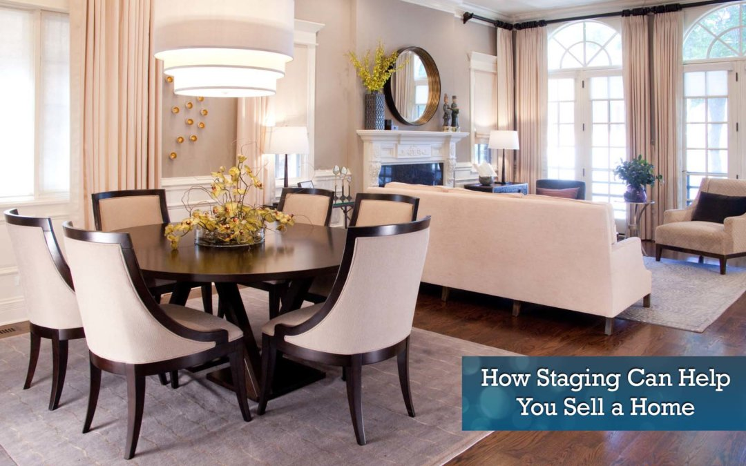 Staging: More Money, Fewer Days on Market, Report Shows