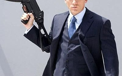 25% of Male Agents Carry a Gun