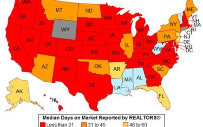Homes Typically Sold in 30 Days Under Tight Supply Conditions in August 2017