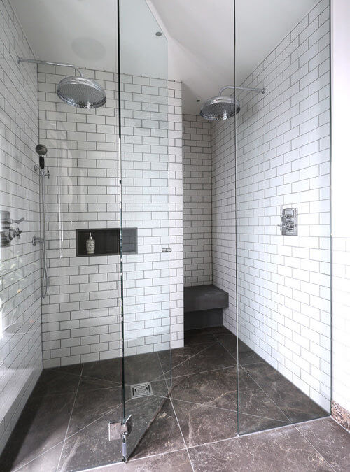 Hot Home Trend: The Statement Shower