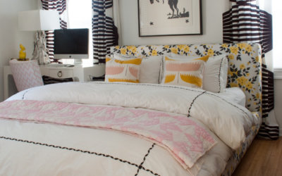 Hot Home Trends: Florals Are Dressing Up Interiors
